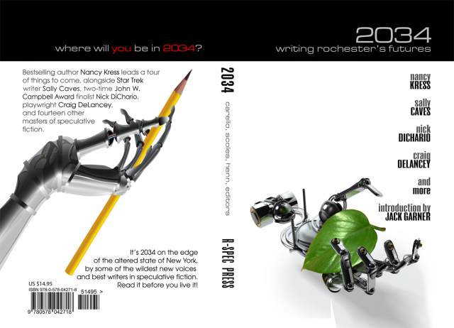 2034: Writing Rochester's Futures [Cover, medium, full spread]